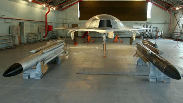 Скат и управляемые ракеты Х-31