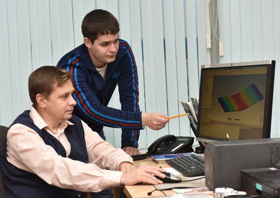 Ушаков и Юдин за ПК