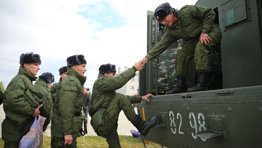 Служба в пандемию: в России стартовал весенний призыв