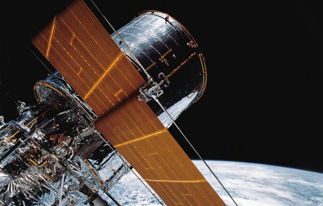 Орбитальный телескоп Hubble