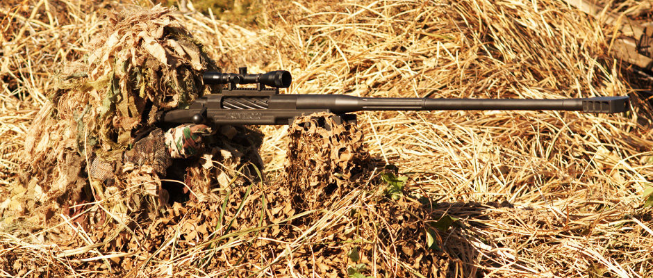 Снайперская винтовка Truevelo SR 20x110mm (ЮАР).
