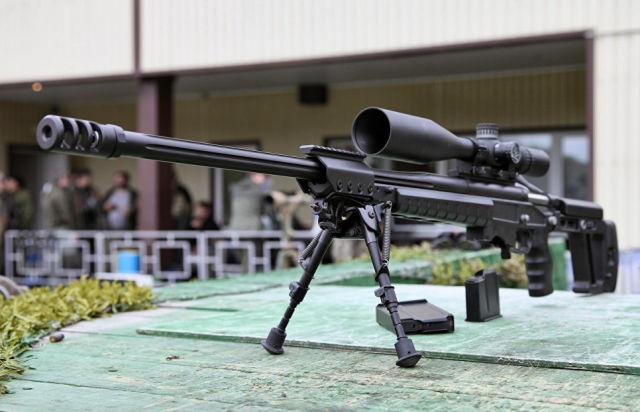 Снайперская винтовка ORSIS T-5000