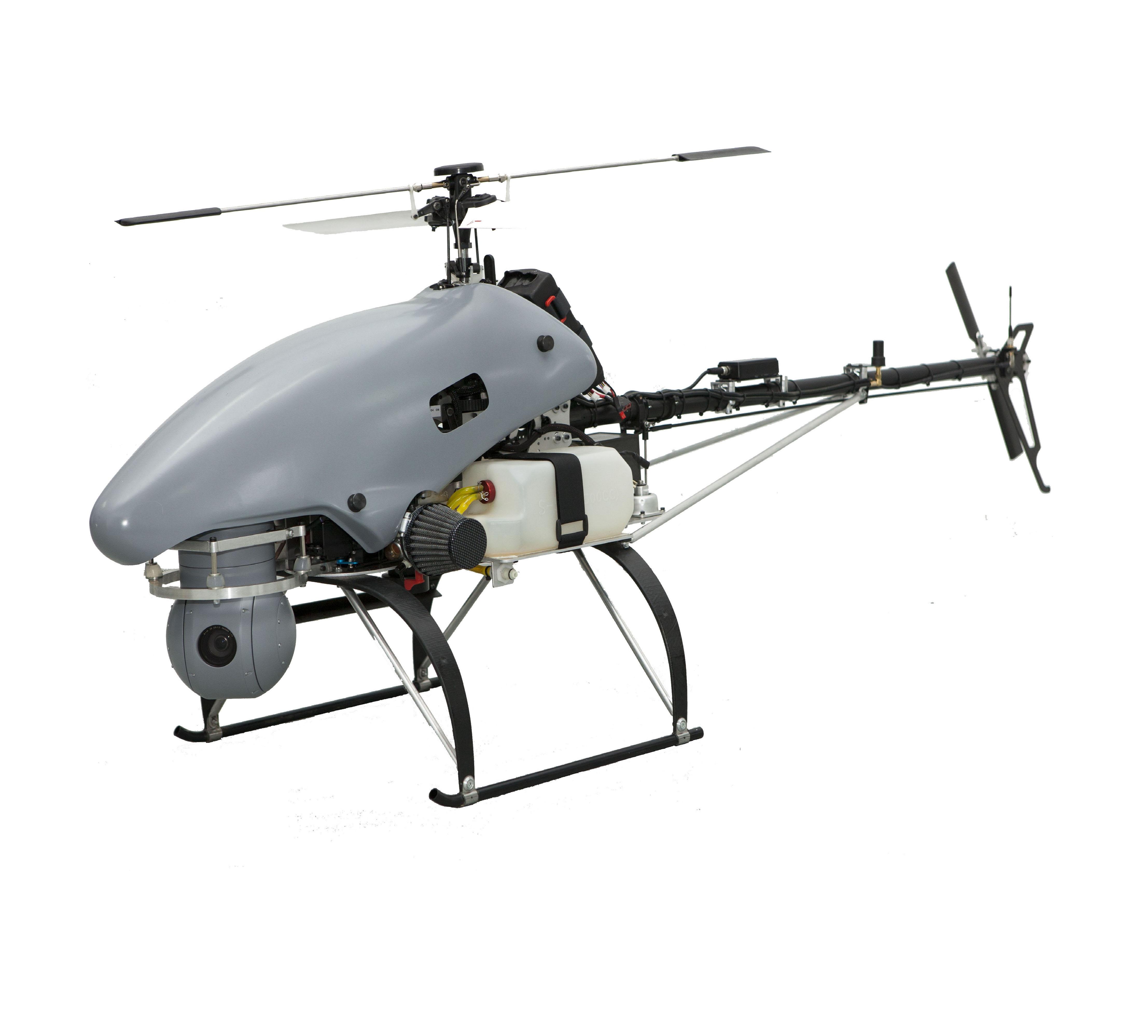 Беспилотный леталельный аппарат Sniper разработки испанской компании Alpha Unmanned Systems.