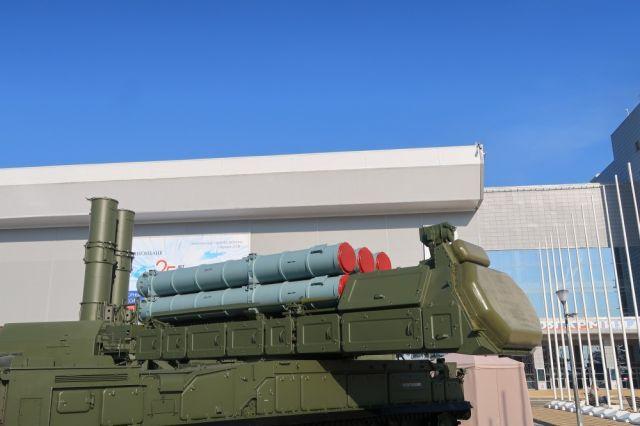 """СОУ 9А317М зенитного ракетного комплекса 9К317М """"Бук-М3"""""""