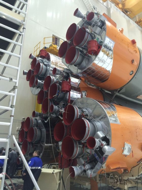 РН «Союз-2.1а»