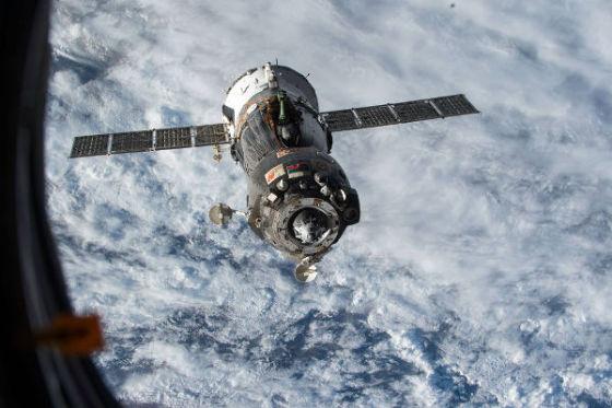 Союз TMA-15M
