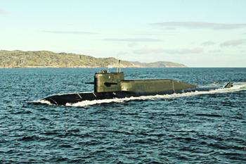 Совершенствование неатомных и атомных субмарин сопровождается созданием подлодок 5-го поколения. Фото с официального сайта Министерства обороны РФ