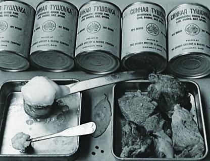 Советские солдаты в шутку называли американские консервы «вторым фронтом». Фото Библиотеки Конгресса США