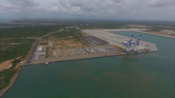 Современное состояние порта Хамбанота