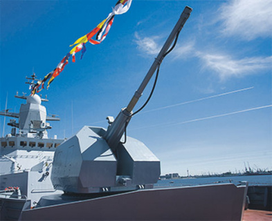 Современные артиллерийские комплексы ставятся на новые и модернизируемые корабли. Фото с сайта www.burevestnik.com