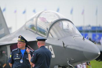 Современные учебные самолеты обеспечили полноценную подготовку летного состава. Фото РИА Новости