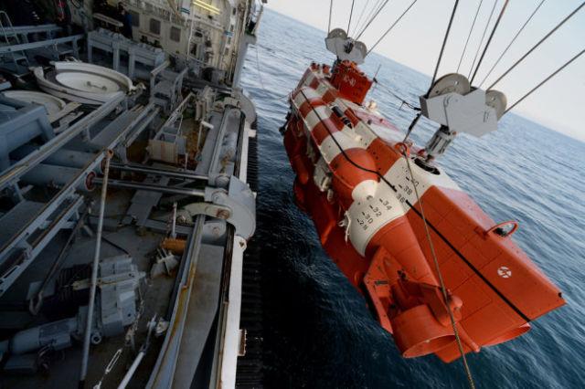 """Спасательный аппарат """"Бестер-1"""" имеет рабочую глубину погружения 700 метров."""