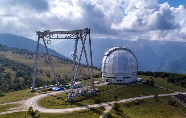Специальная астрофизическая обсерватория РАН в Карачаево-Черкессии