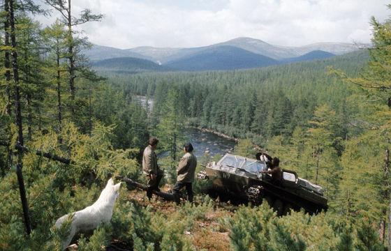 Сибирские староверы