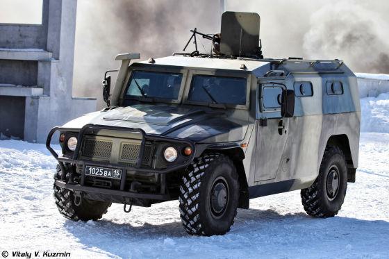 ГАЗ-233036 СПМ-2