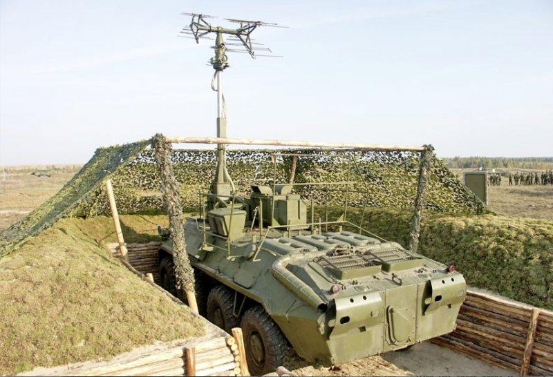 СПР-2 «Ртуть-Б» (Индекс ГРАУ — 1Л29) — советская станция помех радиовзрывателям боеприпасов. Разработана на базе бронетранспортёра БТР-70 во ВНИИ «Градиент».