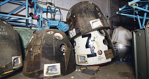 Спускаемые космические аппараты