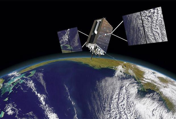 Спутник SBIRS High