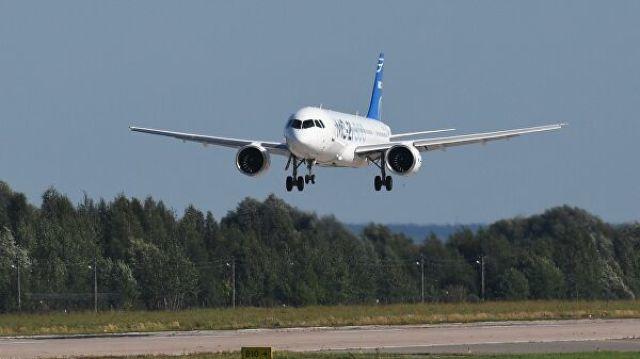 Среднемагистральный пассажирский самолёт МС-21-300