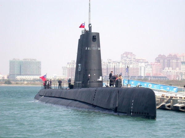 SS 791 Hai Shih