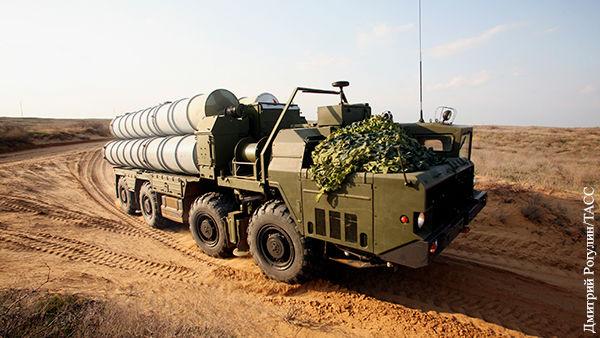 США весьма интересуются российскими зенитно-ракетными комплексами