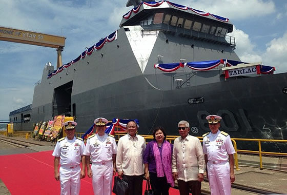 Десантный корабль SSV