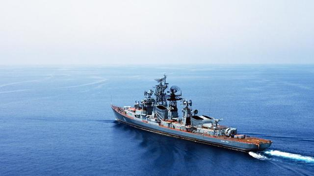 Сторожевой корабль «Ладный»