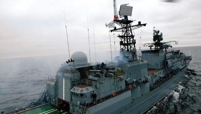 """Сторожевой корабль Балтийского флота """"Неустрашимый"""""""