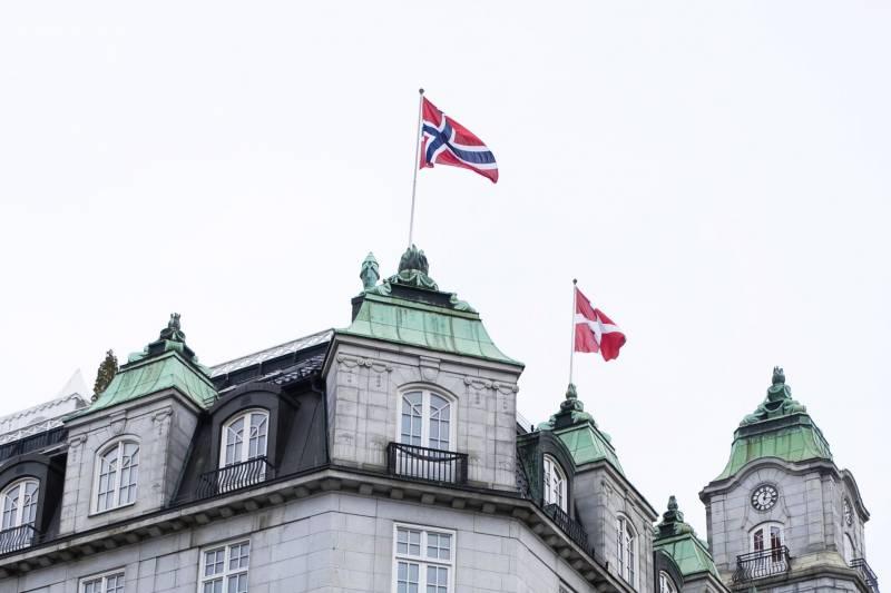 Стортинг — парламент Норвегии.