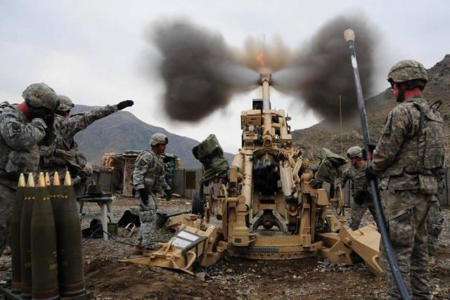 """""""Стратегическая"""" артиллерия США: планы и последствия"""