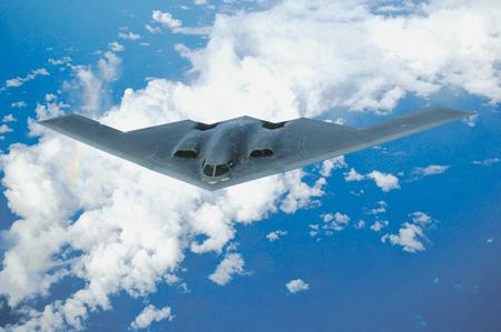 Стратегические бомбардировщики остаются важной составляющей ядерной триады Америки.