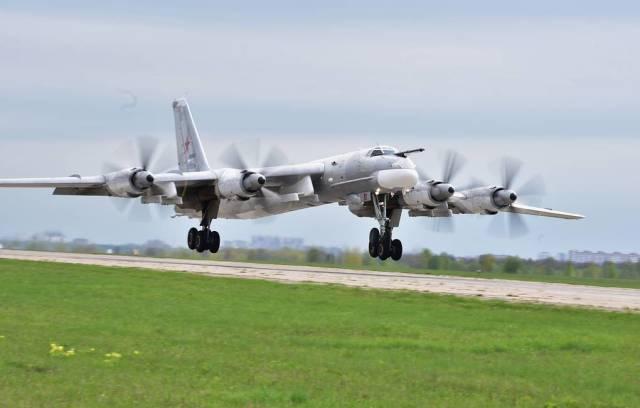 Стратегический ракетоносец Ту-95МСМ