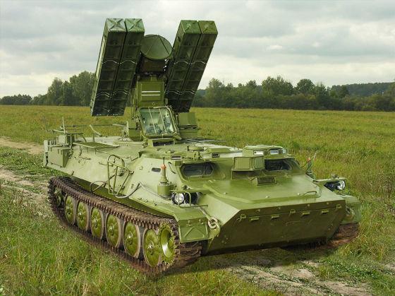 ЗРК Стрела-10М4
