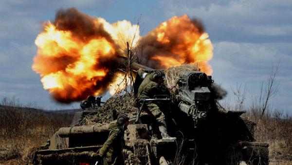 Артиллерийская установка 2С5 Гиацинт
