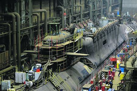 Строительство кораблей новых проектов требует применения более высоких технологических решений. Фото с сайта www.star.ru