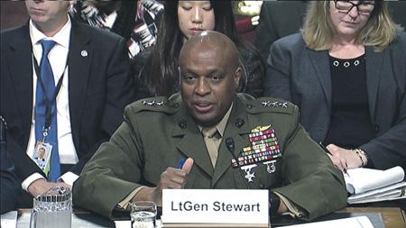 Глава военной разведки США генерал-лейтенант Стюарт рассказал о своем видении главных угроз Америке.