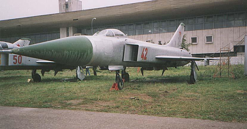 Советский истребитель-перехватчик Су-15 (Flagon)<br>Источник: http://topwar.ru/