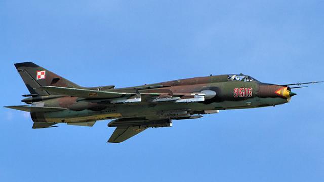 Су-22М4 так же верно служит НАТО, как раньше служил Варшавскому договору