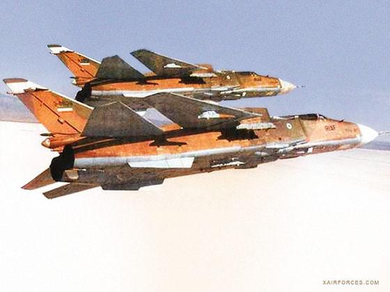 Су-24 ВВС Ирана