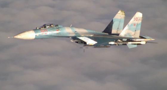 Су-27 ВКС