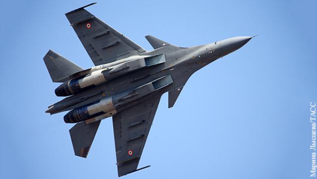 Су-30МКИ радикально изменил военную ситуацию у границ Индии