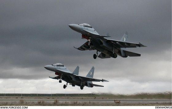 Истребители Су-30МКИ