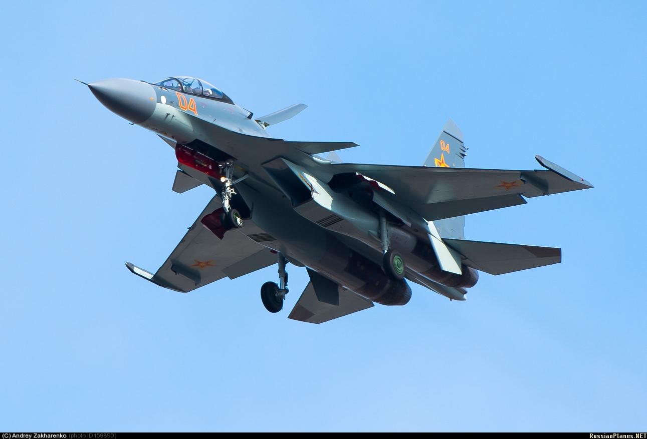 Особенности и возможности Су-35