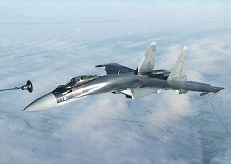 Су-35С – современный серийный истребитель ВКС, а также перспективный российский экспортный товар. Фото с сайта www.mil.ru