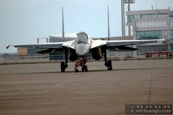 Истребитель Cу-35C