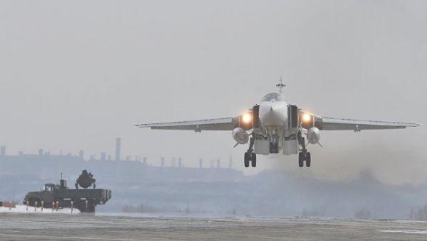 Су-24М. Архивное фото