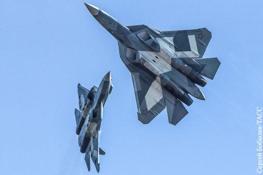 Су-57 проявил себя хорошо, но массово закупаться не будет