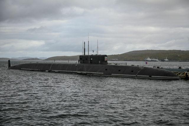 Субмарина проекта 955А