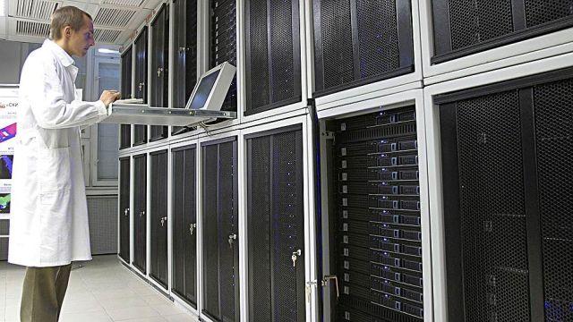 Суперкомпьютер СКИФ К-1000