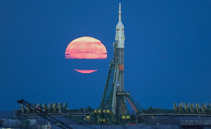 В Роскосмосе констатируют низкий уровень сотрудничества с NASA, хотели бы взаимодействовать в освоении Луны
